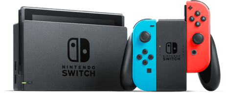 Nintendo Switch system